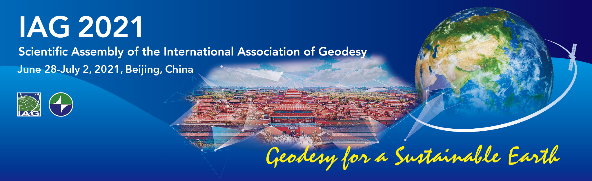 IAG 2021—Scientific Assembly of the International Association of Geodesy